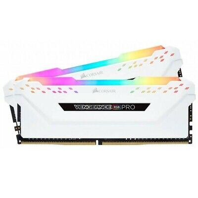Corsair Vengeance RGB PRO 16GB (2x8GB) DDR4 3000MHz C15 Desktop Gaming Memory...