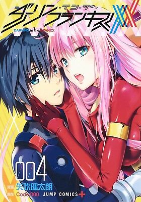 Darling in the Frankis Vol.3 W//Limited Clear File Japan Manga 7-14 Days to USA