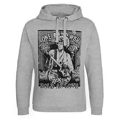 Rock /'n Roll Forever Epic Hoodie S-XXL Sizes Officially Licensed Jimi Hendrix
