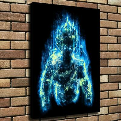 Dragon Ball Goku HD Canvas Print Painting Home Decor room Wall art Picture 24466