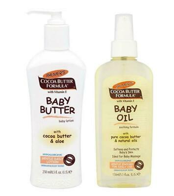 Palmers Cocoa Butter Formula Baby Care Range