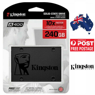 SSD 240GB Kingston A400 Internal Solid State Drive Laptop SSD Drive SATAIII 2.5""