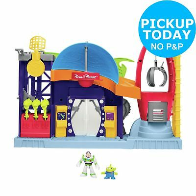 Fisher-Price Imaginext Toy Story Legacy Pizza Planet 3+ Years