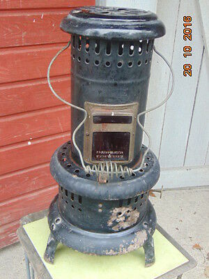Old Oil Stove Beatrice