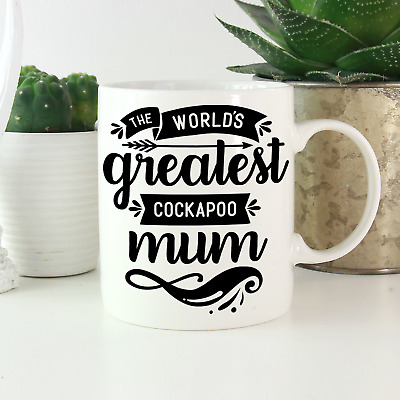 Cockapoo Mum Mug: A cute & funny gift for all Cockapoo owners / lover / gifts