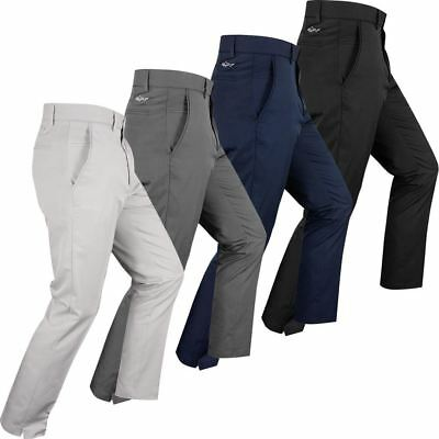 Greg Norman Mens Hybrid Pant Stretch Golf Trousers Many Colours/ Sizes Available