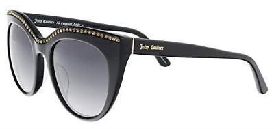 16a54b9c6f JUICY COUTURE SUNGLASSES 595 S 0807 Black 51MM -  93.00
