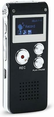 8GB Digital Audio Voice Recorder -Ghost Hunting Equipment
