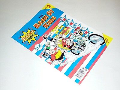 The Beano Super Stars - Bash St Kids #2 Born on the 5th of July - Vintage Comic