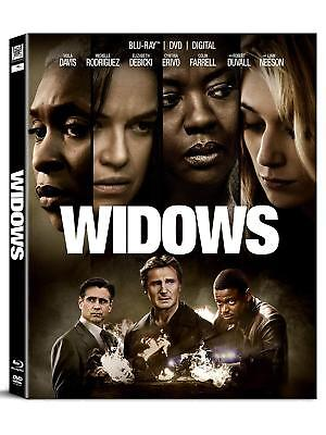 Widows Blu-ray Only, Please read