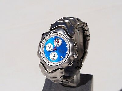 Oakley Montre Watch GMT rare no romeo juliet penny mars medusa display  vintage df02010becd7