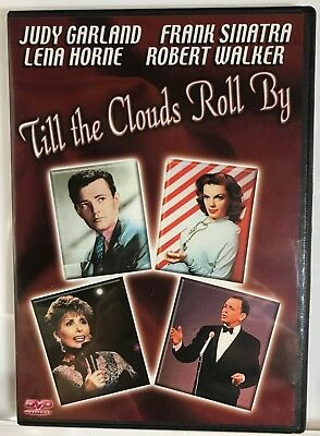 Till the Clouds Roll By (DVD, 2012) Frank Sinatra *Very Good* *Free Shipping*