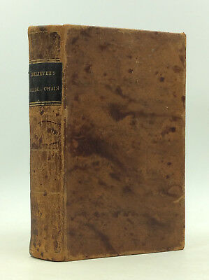 THE BELIEVER'S GOLDEN CHAIN by William Dyer - 1849 - 1st ed - Christianity