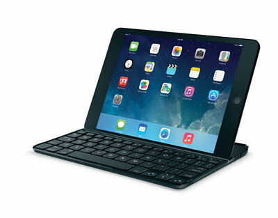 Logitech iPad Air 2 Ultrathin Keyboard cover- Space grey - Excellent Condition