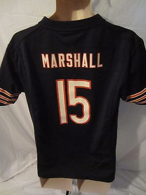 4e0b783fa Chicago Bears NFL Nike Brandon Marshall  15 Jersey - Youth XL 18 20 -