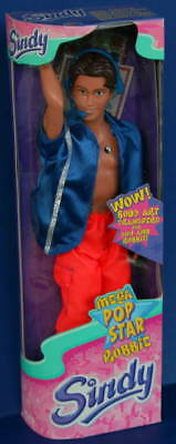 SINDY Rare MEGA POP STAR ROBBIE doll BOYFRIEND Foreign Ken size 1998 Cute Paul