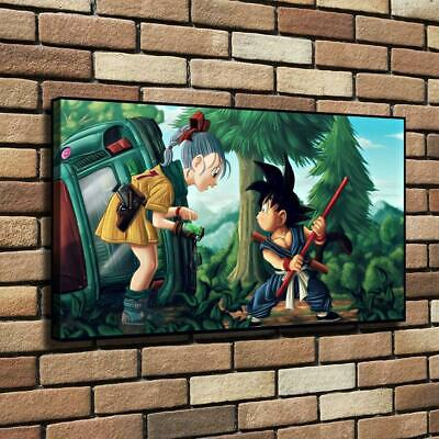 Dragon Ball Goten HD Canvas Print Painting Home Decor room Wall Art Picture 4810