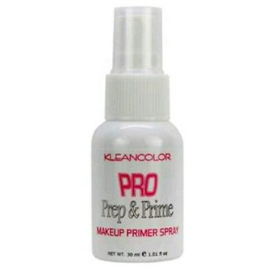 Kleancolor Pro Sealer Makeup PREP & PRIMER. MAKEUP SPRAY Primer 1.01oz