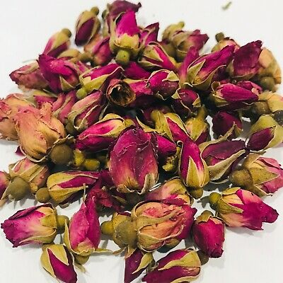 DRIED ROSE BUDS 10g Organic Wedding Soap Candle Natural - AUSSIE SUPPLIER