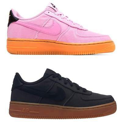 66a346afec NIKE AIR FORCE 1 Lv8 Style (Gs) Chaussures - EUR 61,00 | PicClick FR