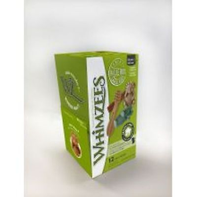 Whimzees Variety Box 12s lge KWH573