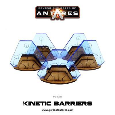 Warlord Games - Antares - Boules Barrières