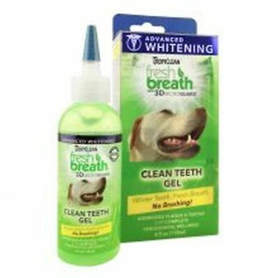 Tropiclean Fresh Breath Advanced White Kit sgl 13030