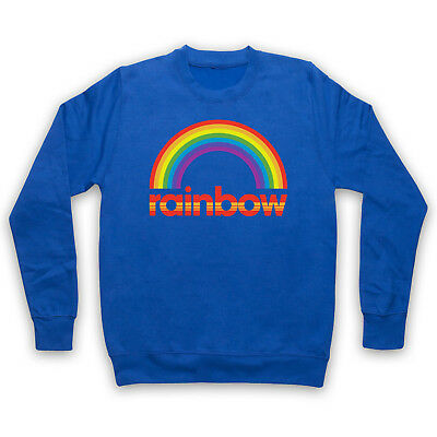 Rainbow Logo Kids Tv Show Unofficial Zippy Bungle 70'S Adults & Kids Sweatshirt