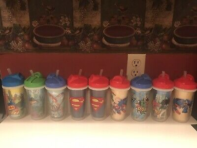 Playtex Sipsters Insulated Spill/Leak Proof Sippy Cup 9 Ounce (Price Is For All)