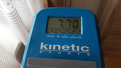 Kinetic Crosstrainer KSC1200 Ausdauertraining Fitness & Jogging