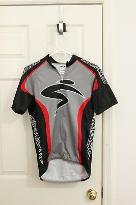 Voler Santa Cruz Men s Cycling Bicycle Jersey Medium M Fox Race Shox Voler 29fc5b8a8
