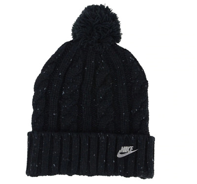 8a1f448c ADULT UNISEX NIKE Golf Reversible Hat Removable Pom Knit Beanie ...