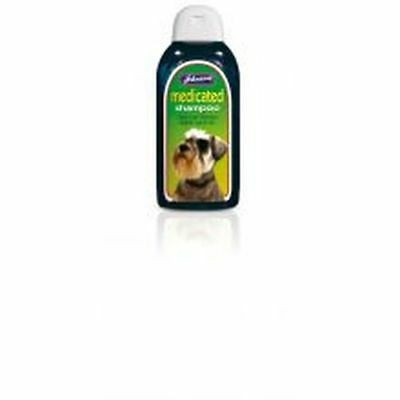 Johnsons Medicated Shampoo 400ml G013
