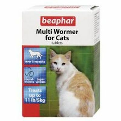 Beaphar Multiwormer Cat 12tab 17201