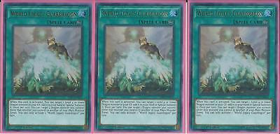 Sast-En062 World Legacy Guardragon – Ultra Rare - 1St Edition 3X, Get Yours 1St!
