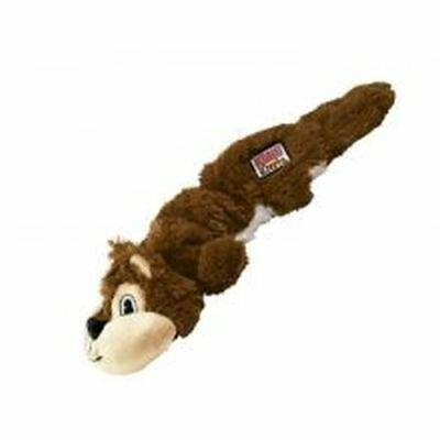 KONG Scrunch Knots Squirrel Small/Medium sml NKS33E
