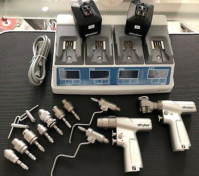 Stryker System 7 Set with Battery Charger