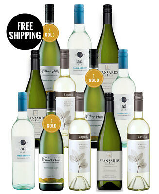 Marlborough Sauv Blanc Mix (12 Bottles)
