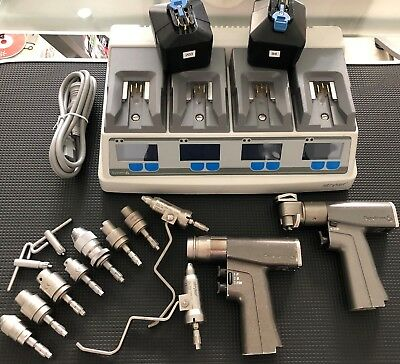 Stryker System 6 Set with Battery Charger