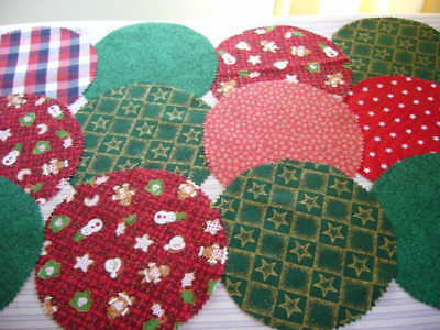Fabric Jar Lid Covers X 12 For Christmas Preserves Jams Pickles Lollies Honey