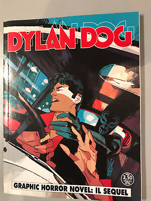 Fumetto - Bonelli - Dylan Dog 376 - Graphic Horro novel: il sequel Nuovo !!!