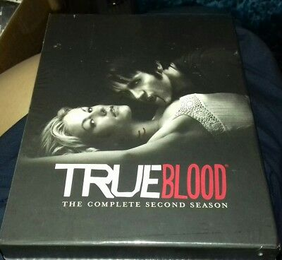 True Blood-True Blood:complete Second Season  (Us Import)  Dvd New Sealed