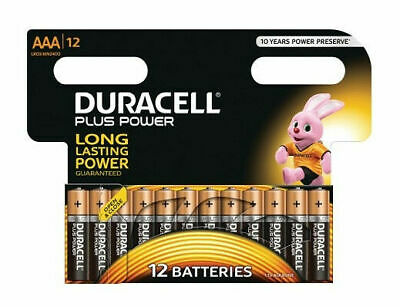 MN2400B12 Duracell Duracell MN2400B12 Alkaline 1.5V non-rechargeable battery 500