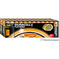81275383 Duracell Duracell Plus Power AA Alkaline 1.5V non-rechargeable battery