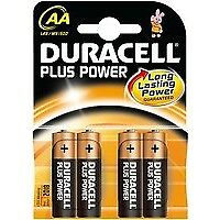 81275375 Duracell Duracell Plus Power AA Alkaline 1.5V non-rechargeable battery