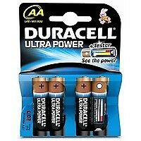 75051955 Duracell Duracell Ultra Power AA Alkaline 1.5V non-rechargeable battery