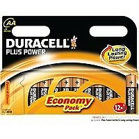 81275378 Duracell Duracell Plus Power AA Alkaline 1.5V non-rechargeable battery