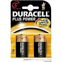 81275429 Duracell Duracell Plus Power C Alkaline 1.5V non-rechargeable battery 5
