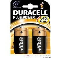 81275443 Duracell Duracell Plus Power D Alkaline 1.5V non-rechargeable battery 5