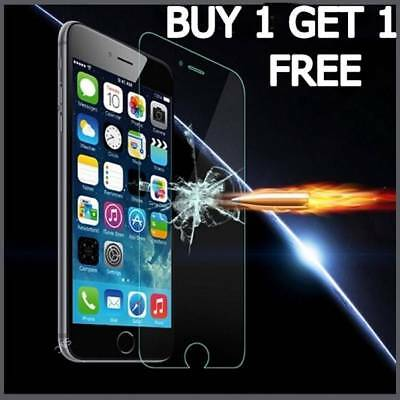 Screen Protector For Apple iPhone 7/7S PLUS - Tempered Glass 100% Genuine